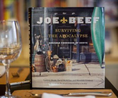 "Valentine's Day Recipe - Civet de Homard au Calvados from ""Joe Beef: Surviving The Apocalypse"""