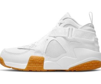 "Nike Readies the Classic Air Raid in Crisp ""White/Gum Light Brown"""