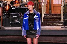 Halsey Paints a Portrait While Singing on 'Saturday Night Live': Watch