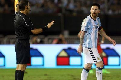 Lionel Messi Suspended Four Matches for Verbally Abusing a FIFA Official