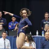 The Gymnast Who Went Viral For Her Michael Jackson Moves Got a Perfect 10 For This Routine