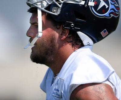 Titans' Taylor Lewan officially suspended 4 games by NFL after testing positive for banned substance