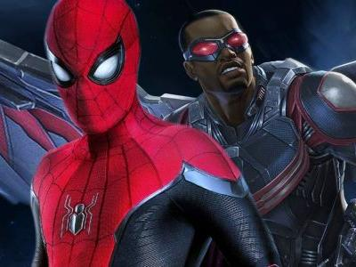 Spider-Man's Ending Sets Up as The New Falcon