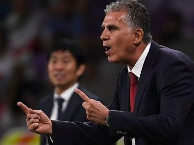 Carlos Queiroz steps down as Iran boss after Asian Cup loss to Japan