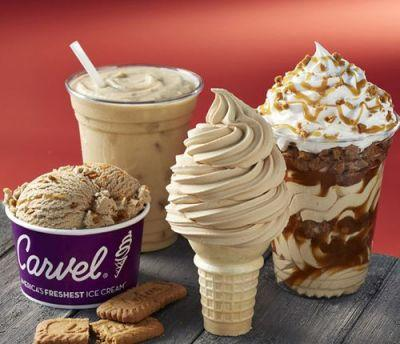Carvel.America's Freshest Ice Cream Meets Europe's Favorite Cookie