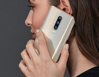 Almond OnePlus 7 Pro launched in the UK