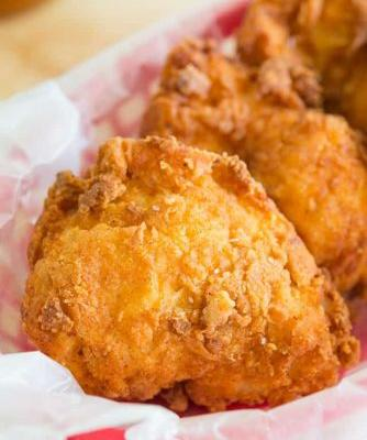 Thomas Keller's Fried Chicken