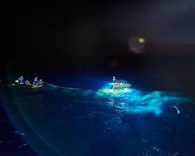 Expedition team makes record-breaking dive to bottom of Mariana Trench
