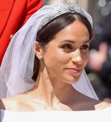 Prince Harry's Reaction To Meghan Markle's Wedding Day Makeup Will Make You Cry All Over Again