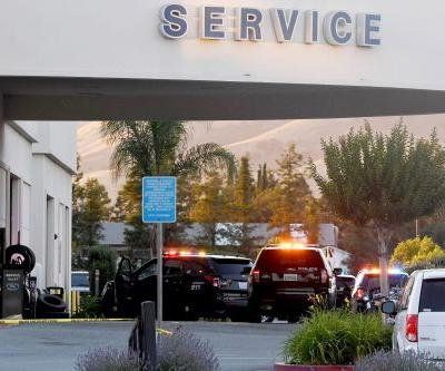 Fired employee kills 2 at Ford dealership before killing himself