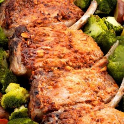 Baked Pork Chops Recipe