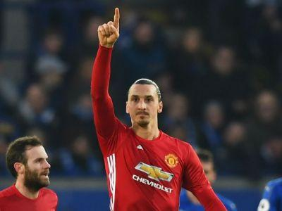 Smalling desperate for Ibrahimovic to stay at Man Utd