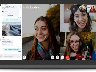 Microsoft Launches Skype 8.0 for Mac and Windows