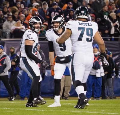 Cody Parkey's missed field goal sinks Chicago Bears, gives Philadelphia Eagles stunning win