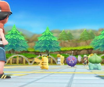 A Pokemon: Let's Go soundtrack is in the works with Gen 1 jams