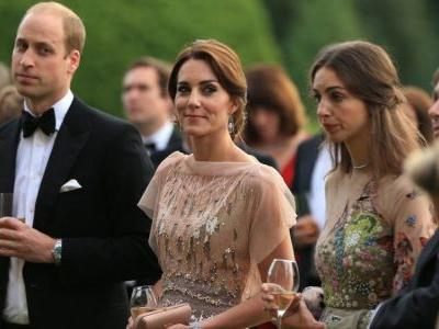 Rose Hanbury Is Handling Those Prince William Cheating Rumors The Best Way She Can