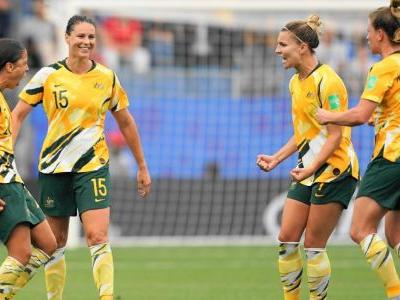 VAR aids Australia's three-goal rally over Brazil