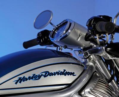 Trump vows to protect Harley-Davidson after earnings beat expectations