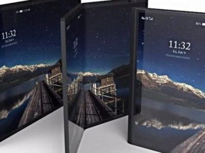 Patent suggests that Samsung is working on a foldable tablet as well