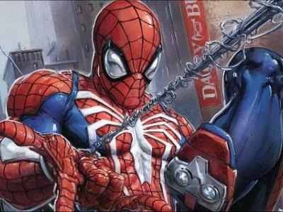 PS4 Spider-Man Is Getting His Own Comic Series