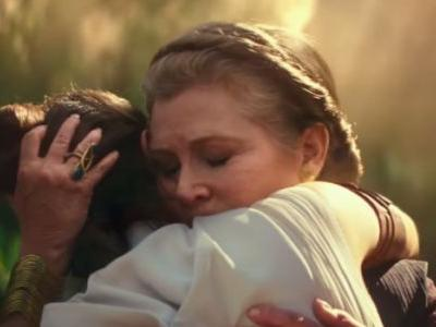 The Last Jedi's Rian Johnson Really Loves First The Rise of Skywalker Trailer