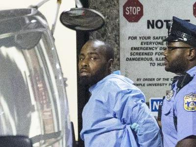Philadelphia standoff suspect charged with attempted murder