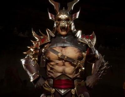 Shao Kahn finally gets his reveal trailer for Mortal Kombat 11
