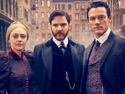 The Angel of Darkness: TNT Orders Follow-Up to The Alienist