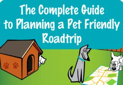 Infographic - Complete Guide to Pet Friendly Road Trips