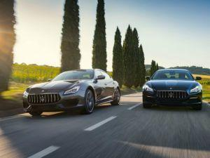 Updated Maserati Quattroporte Launched In India At Rs 174 Crore