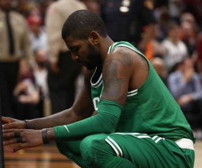 Cavs Owner: 'I think Kyrie Will Leave Boston'