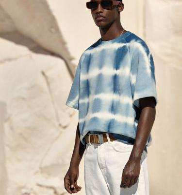 Zara Embraces a Throwback Trend with Tie-Dye Fashions