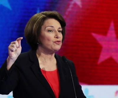Amy Klobuchar's Comment About Abortion Rights At The Democratic Debate Was On Point