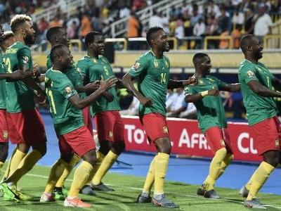 Cameroon begin Cup of Nations title defence with victory