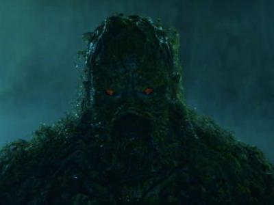 New Swamp Thing Posters Reveal Closer Look at the Titular Anti-Hero