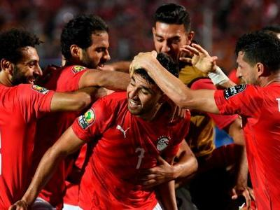 Egypt get winning start at Africa Cup of Nations