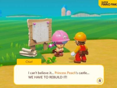 Super Mario Maker 2 adds story mode, multiplayer, and tons of new tools
