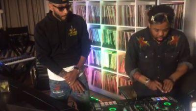 See It All: Swizz Beatz And Just Blaze Battle Live On The Internet