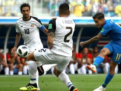 World Cup 2018: Brazil snatches 2-0 win against Costa Rica