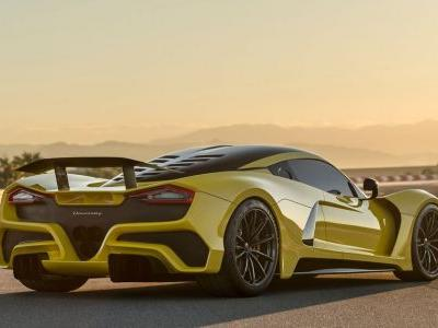 300mph Will Be A 'Baseline' For The Hennessey Venom F5