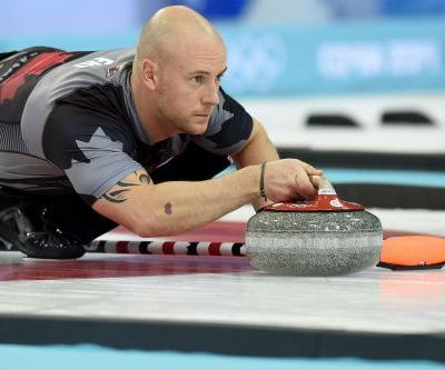 Olympian among curlers booted from tournament for being 'extremely drunk'