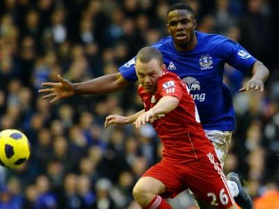 'Hang on a minute, I'm in the team!' - Ex-Liverpool starlet Spearing on his Merseyside derby debut