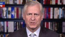 Jon Meacham: Trump Now Tied For 'Most Racist President In American History'