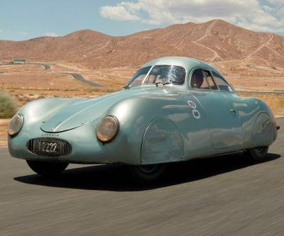 Car Collectors Erupt as 1939 Porsche Type 64 Mistakenly Auctioned at $70 Million USD