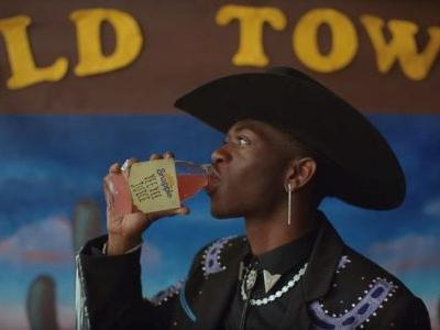 Lil Nas X performs 'Old Town Road' with BTS, Billy Ray Cyrus and more