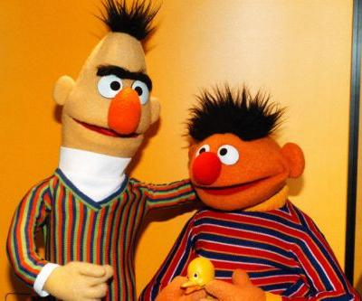 'Sesame Street' Writer Says Bert & Ernie are Gay Couple But Show Denies Claims