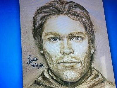 Stormy Daniels just released a sketch of the man she said threatened her in 2011 -and the internet is torn over whether it looks more like Tom Brady or Willem Dafoe