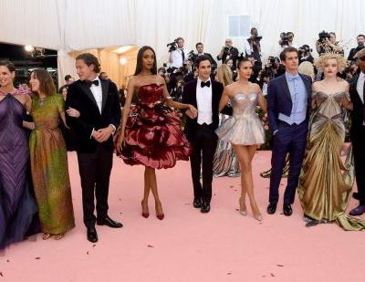 Zac Posen showcases 3D printed couture at Met Gala