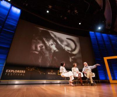Igniting the Spark: Explorers Symposium and Party for the Planet