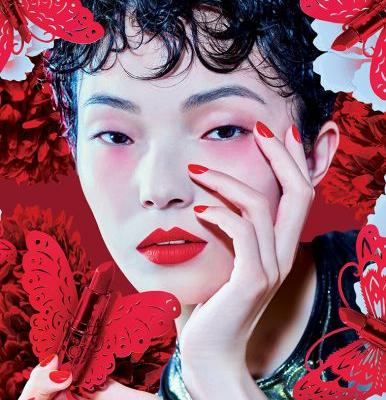 MAC Lucky Red Collection for Lunar New Year 2019 Release Date + Photos